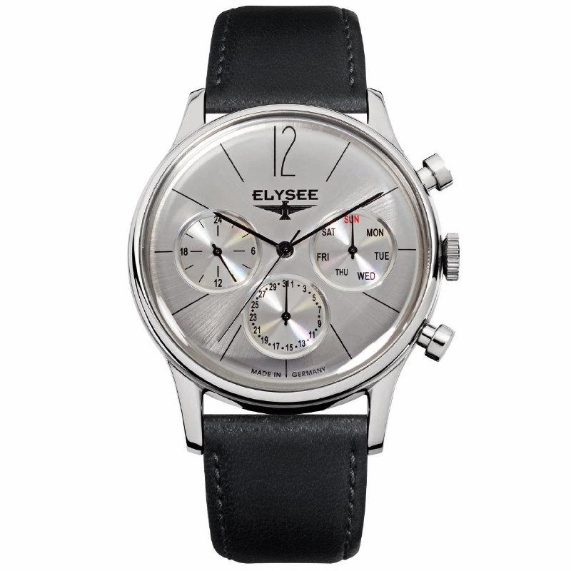 Elysee Classic I Heren Horloge Multi-Functie