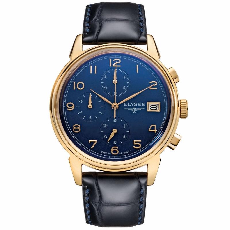 Elysee heren horloge Vintage Chrono