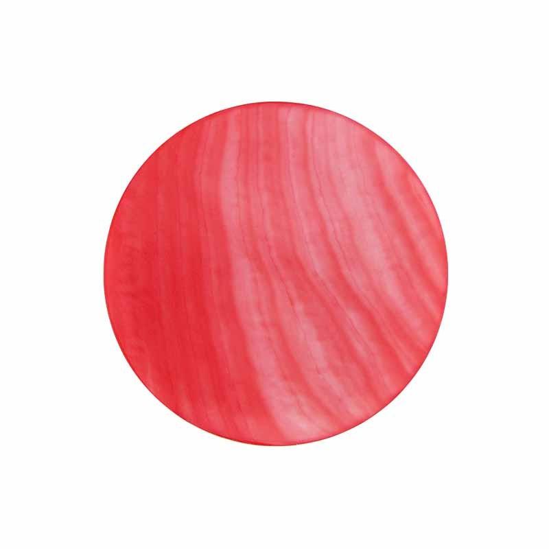 Light Red 33mm Schelp Insignia van MY iMenso