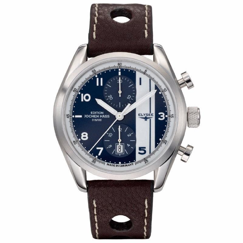 Elysee heren horloge Magny Court, Jochen Mass Edition