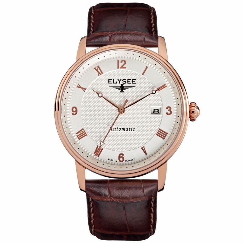 Monumentum Roségoudkleurig Heren Horloge van Elysee