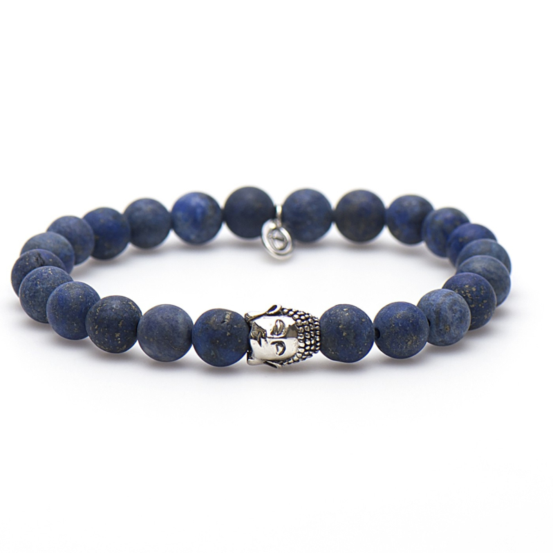 Mandalay Karma Armband met Zilveren Buddha 86604