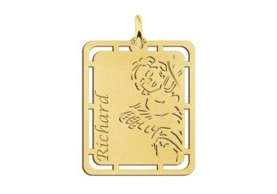 Engel Gouden Naamhanger Names4ever GNH52