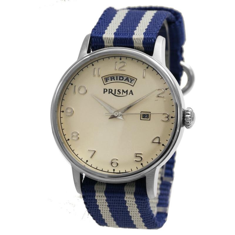 Prisma Horloge 33C023001 Classic 50's nr8