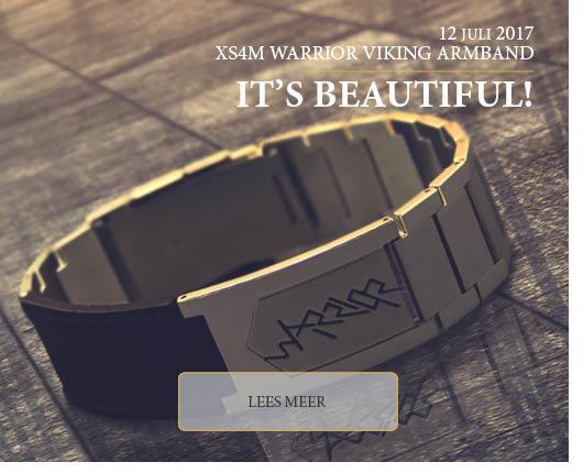 XS4M WARRIOR VIKING ARMBAND - XS-eries4men Warrior Viking Armband… It's Beautiful! Speciaal voor de eerste editie van deze rubriek bieden wij u een exclusief kijkje achter de schermen bij één van dé sieraden merken voor mannen van dit moment: XS-eries4men. Het team achter XS-eries4men is namelijk alweer een tijdje bezig met een nieuwe lijn sieraden en zal deze binnenkort lanceren. Over de exacte datum van lancering zeggen ze nog niks, maar de accessoires zullen naar alle waarschijnlijkheid in augustus te verkrijgen zijn op zowel hun eigen webshop alsook bij www.its-beautiful.nl. De volledige lijn bestaat uit drie volledig unieke armbanden, maar vandaag richten we ons op één van deze. Namelijk de Viking armband.