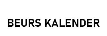 BEURS KALENDER 2021/2022