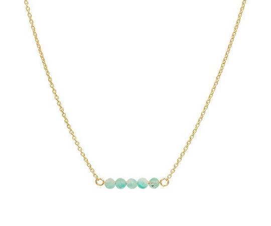 Gouden dames ketting | Juwelier It's Beautiful