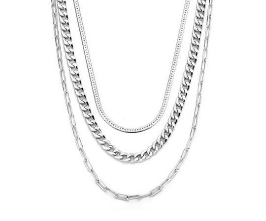 Zilveren ketting dames | Juwelier It's Beautiful