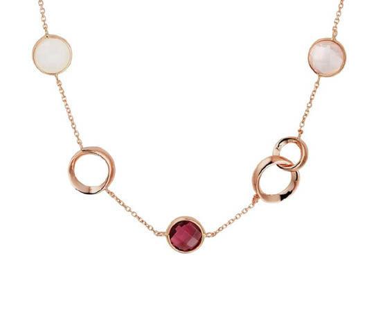 Roségouden ketting dames | Juwelier It's Beautiful