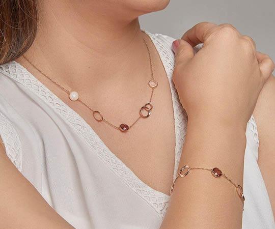 Gouden ketting dames | Juwelier It's Beautiful