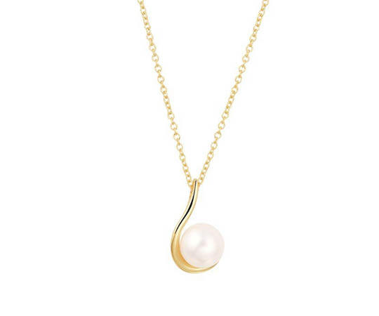 Parel ketting goud | It's Beautiful Juwelier