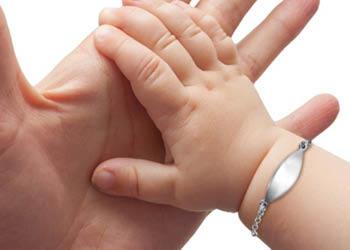 Baby armbandje - It's Beauitful Juwelier