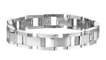 edelstalen heren armbanden zijn de perfecte armband voor mannen!