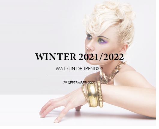 WINTER 2021/2022 Wat zijn de trends?