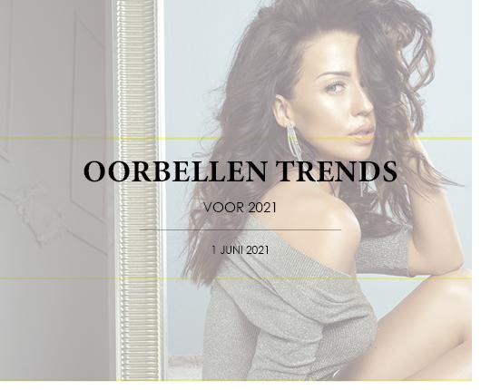 Oorbellen trends 2021