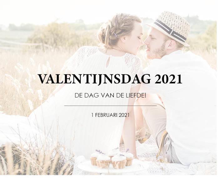 VALENTIJNSDAG 2021 | DE DAG VAN DE LIEFDE