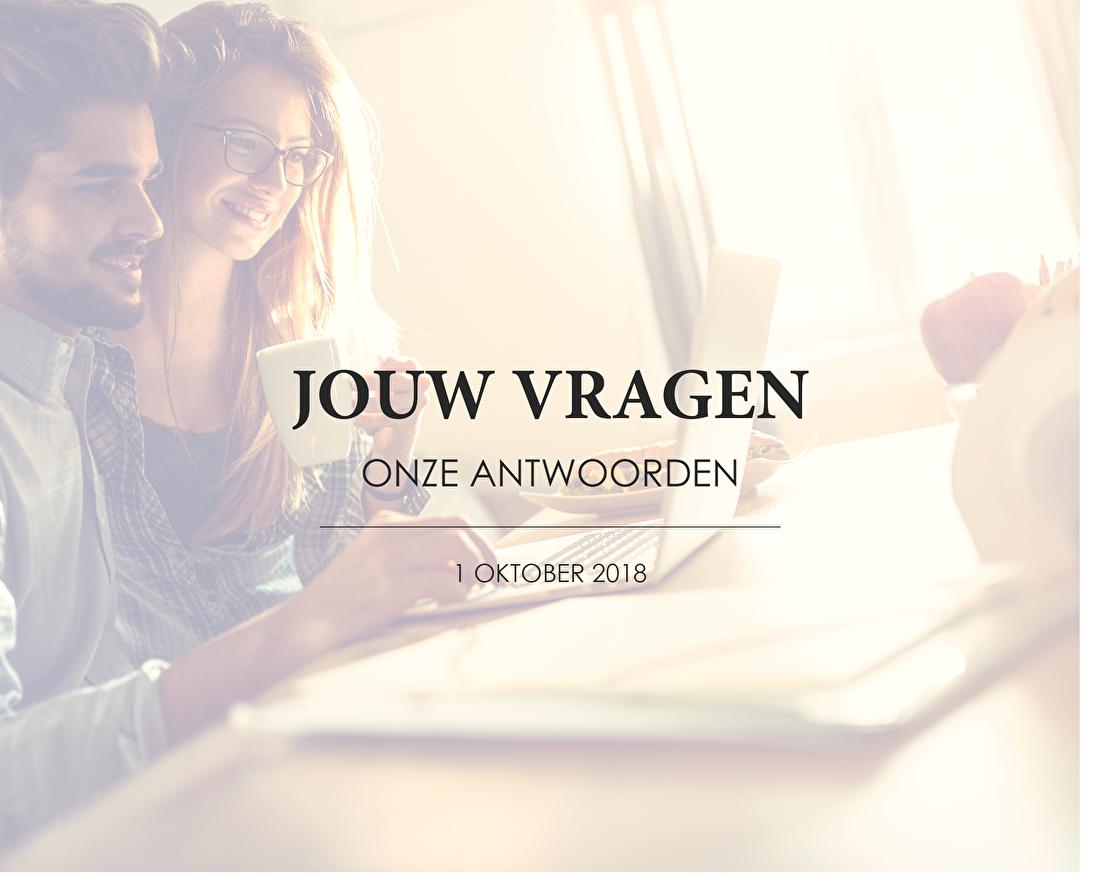 JOU VRAGEN ONZE ANTWOORDEN - Juwelier It's Beautiful