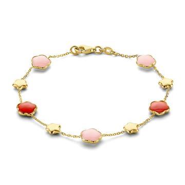 Armbanden met kleursteen