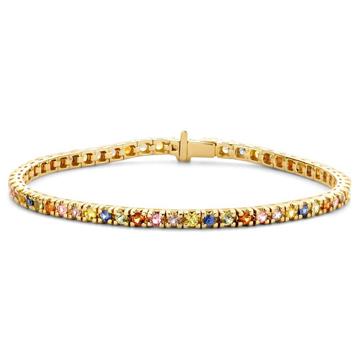 Armbanden met kleursteen - Juwelier It's Beautiful