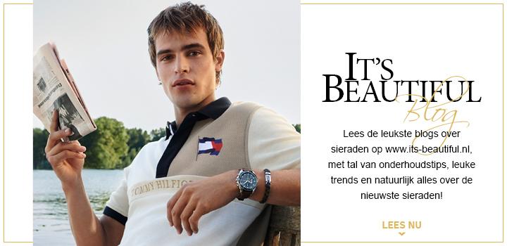 Lees de leukste blogs over sieraden op www.its-beautiful.nl, met tal van onderhoudstips, leuke trends en natuurlijk alles over de nieuwste sieraden!
