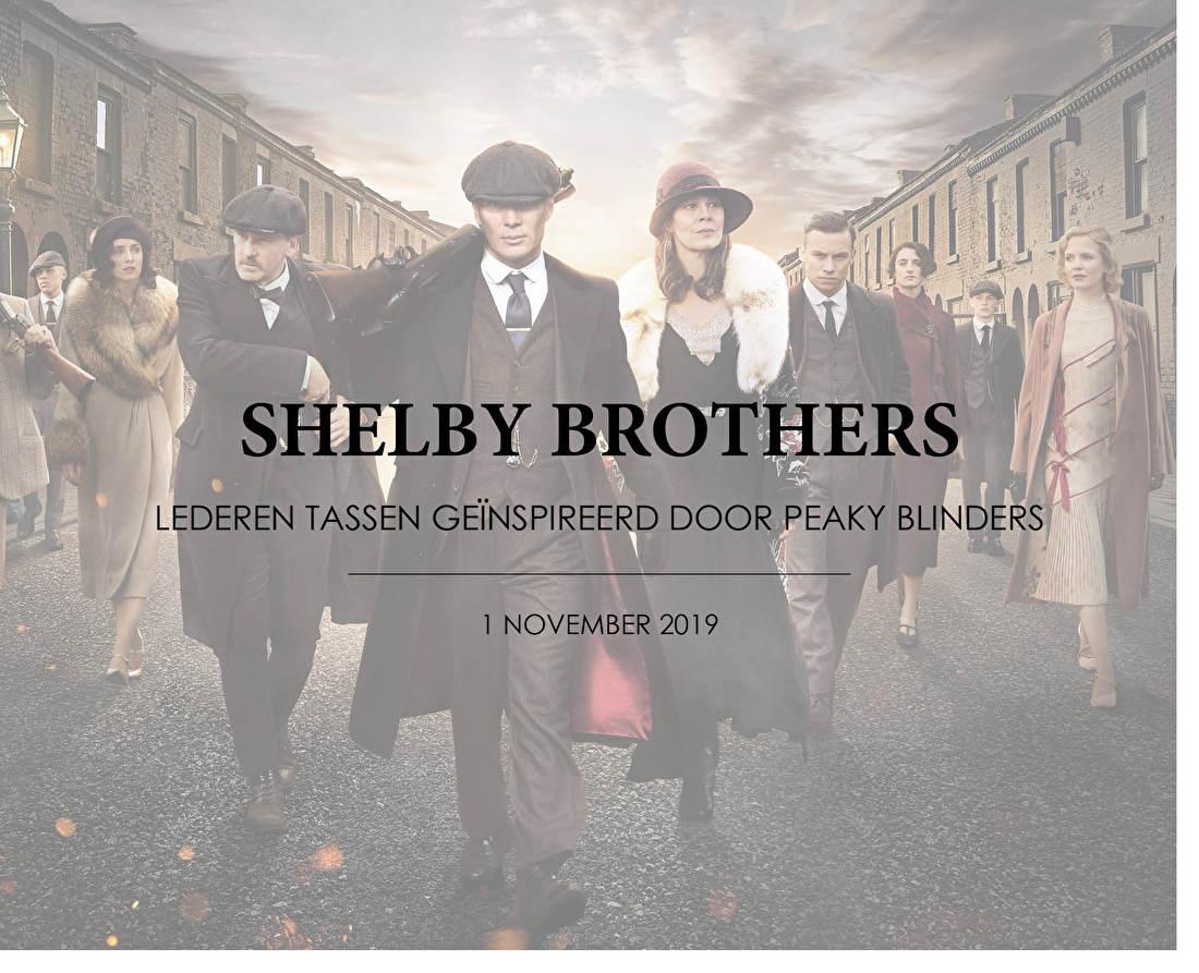Blog Shelby Brothers Lederen Tassen Geïnspireerd door Peaky Blinders