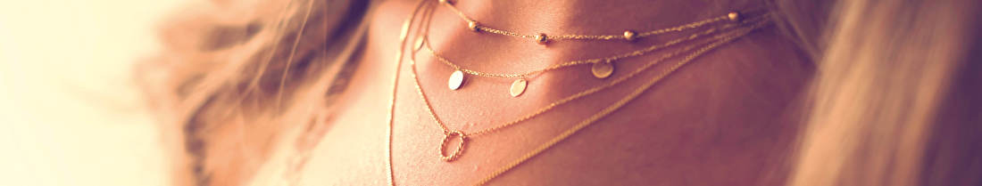 Layered necklace look – Iedereen kan meedoen