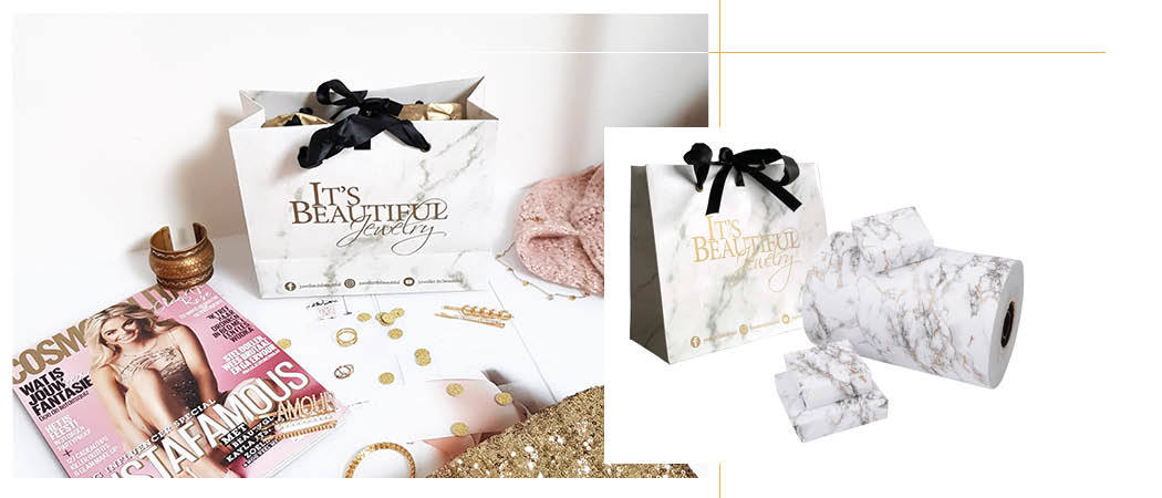 It's Beautiful Jewelry cadeau tasje