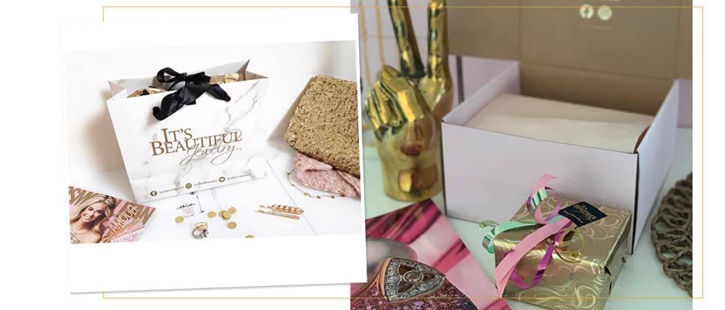 Leuke It's Beautiful Jewelry cadeauverpakkingen