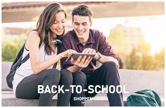 BACK-TO-SCHOOL SHOPPEN