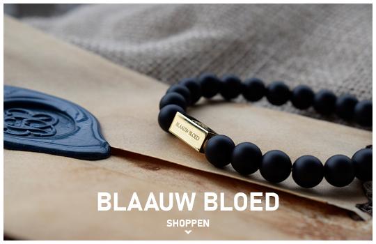 BLAAUW BLOED SHOPPEN