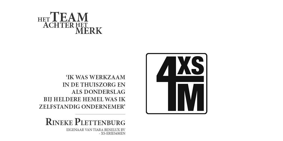 Het team achter het merk 'Ik was werkzaam in de thuiszorg en als donderslag bij heldere hemel was ik zelfstandig ondernemer' Rineke Plettenburg eigenaar van Tiara Benelux BV - XS-eries4men.