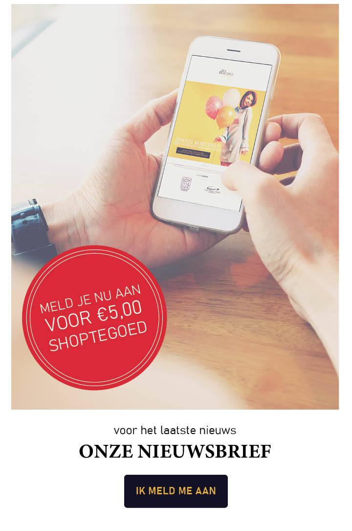 Wil je een It's Beautiful kortingscode ontvangen? Meld je aan voor de It's Beautiful nieuwsbrief en krijg direct een code voor € 5,- korting.