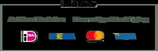 Juwelier It's Beautiful biedt u een 100% veilige betaalomgeving via een beveiligde SSL verbinding. iDEAL, Bancontact Mister Cash, Mastercard, VISA, Belfius, PayPal, achteraf betalen
