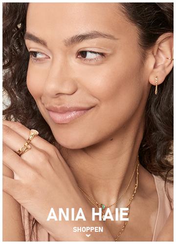 Shop bij ons de mooiste Ania Haie sieraden!