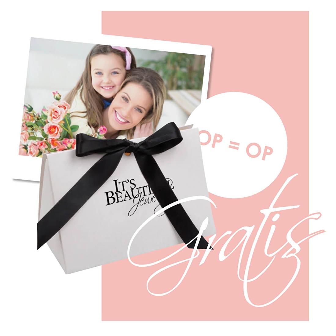 Shop nu je cadeaus voor Moederdag en ontvang een speciale Moederdag goodiebag!