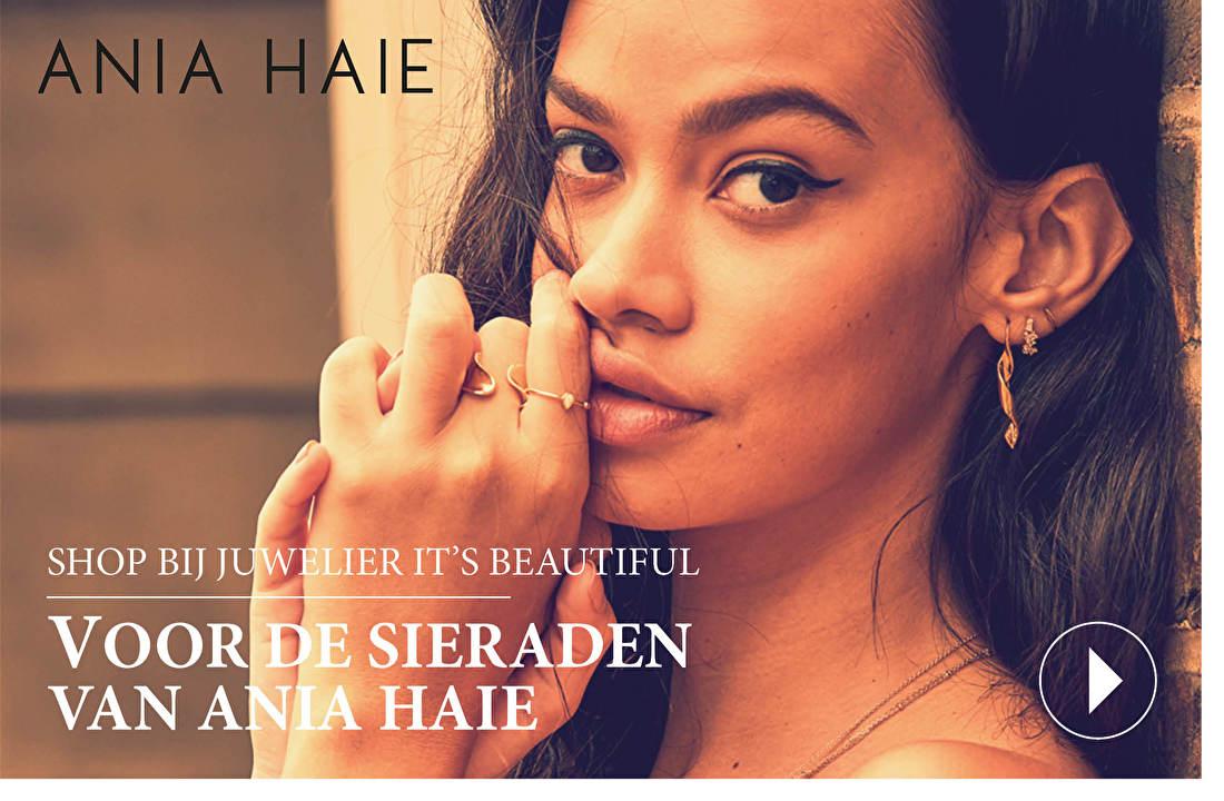 Shop bij juwelier It's Beautiful voor de mooiste sieraden van Ania Haie