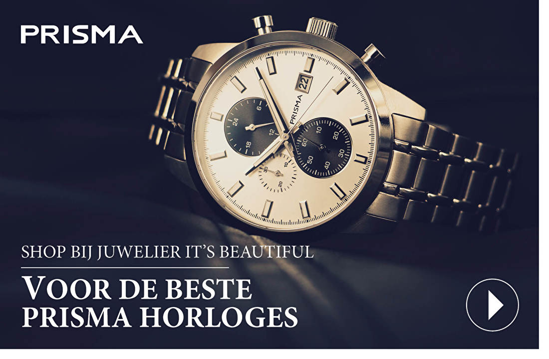 SHOP BIJ JUWELIER IT'S BEAUTIFUL VOOR DE BESTE PRISMA HORLOGES