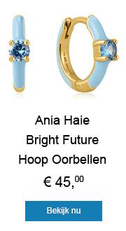 Shop deze stijlvolle Ania Haie Bright Future oorbellen vandaag nog!