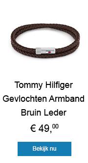Shop deze supermooie armband van Tommy Hilfiger nu!