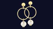 Op zoek naar mooie oorbellen? Shop deze gouden oorbellen vandaag nog!