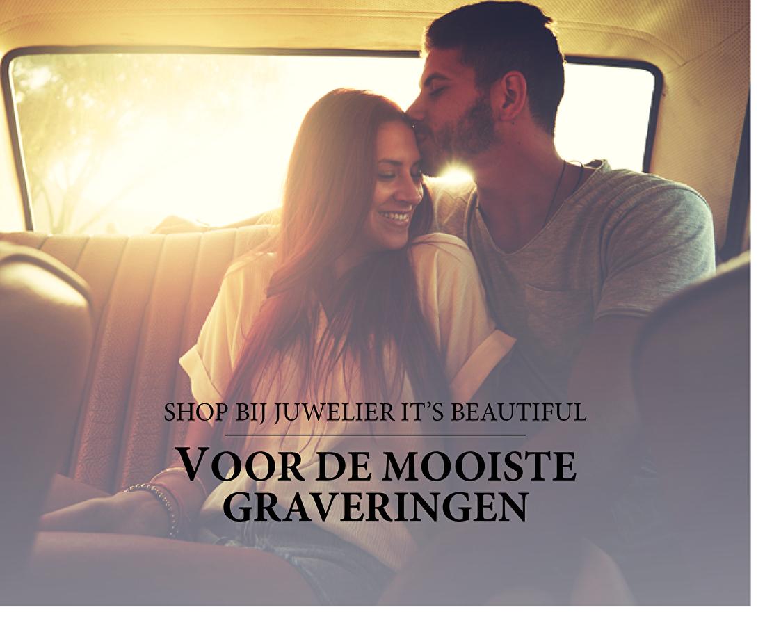 Kijk op www.its-beautiful.nl voor de mooiste graveringen.