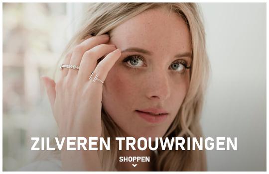 ZILVEREN TROUWRINGEN SHOPPEN >