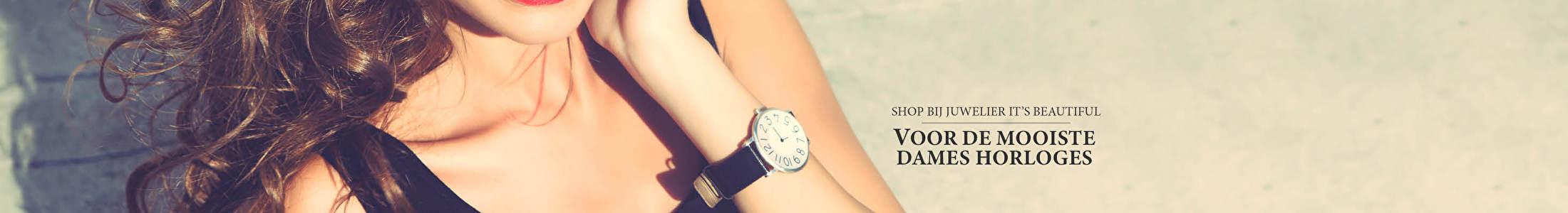 Shop bij juwelier It's Beautiful voor de mooiste dames horloges