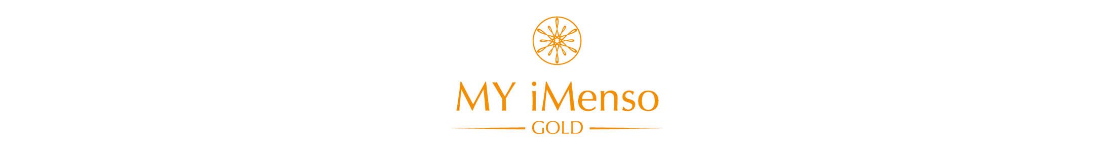 MY iMenso Gold het verwisselbare medaillon systeem