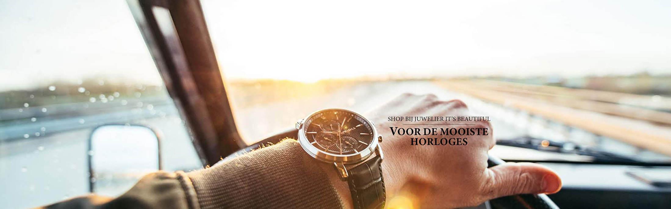 Shop bij juwelier It's Beautiful voor de mooiste horloges