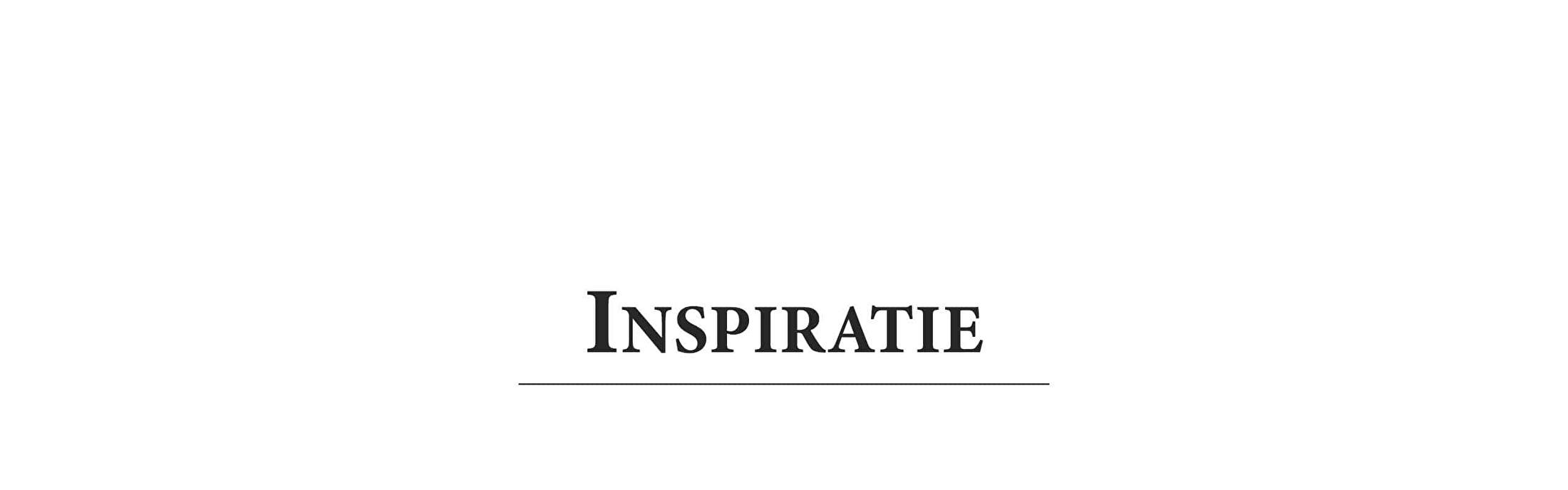 Inspiratie voor uw aankopen