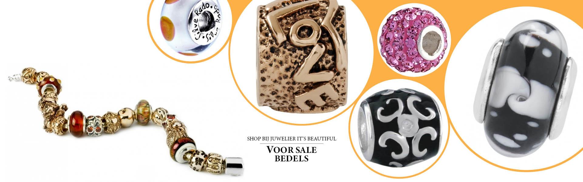 De mooiste sale bedels shopt u bij It's Beautiful!