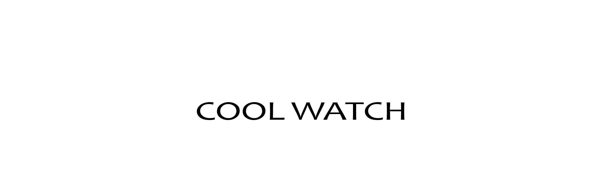 De leukste horloges van Cool Watch