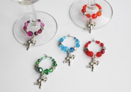 Winecharms met Cupido`s  (WCT-009)