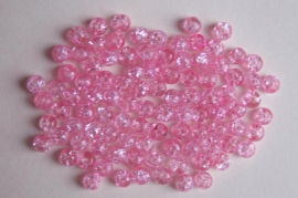 Crackles in rose ca 5 mm (CR-015-ZN)